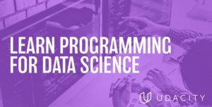 download Udacity Programming for Data Science with Python Nanodegree